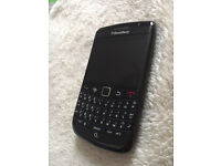 blackberry bold 9780 on o2 smartphone