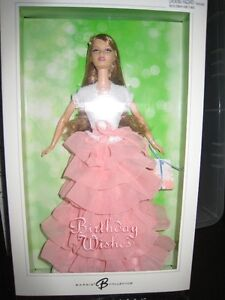 Barbie Collectibles NRFB Mint