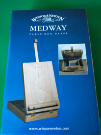 Winsor & Newton Medway table box easel
