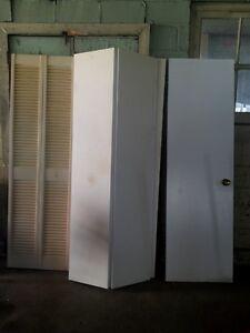 portes de bois pour intérieur