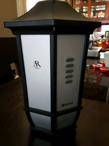 Acoustic Research Bluetooth 'lantern' style speaker