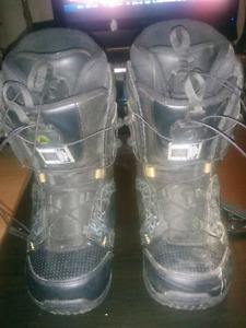 Mens k2 snowboarding boots