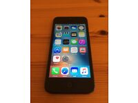 Black iPhone 5 (unlocked, free delivery,more phones available)