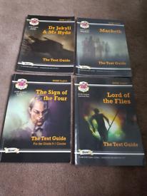 CGP English Guide GCSE