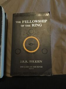 Lord of The Rings Book Set Cambridge Kitchener Area image 2
