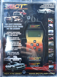 SCT 3000 Tuner for 97-08 Ford Mustang GT, GT500 and V6