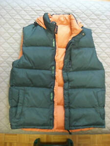 "Gotcha Reversible Jacket Down Fill (feather) ""NEW PRICE"""