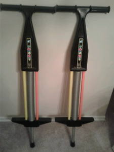 QUALITY POGO STICKS $50 each