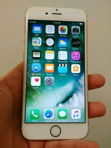 UNLOCKED Apple iPhone 6S - 32Gb in Rose Gold