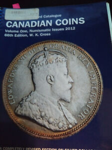 Charlton Catalogue - 2012 Canadian Coins: Volume 1  Price Guide