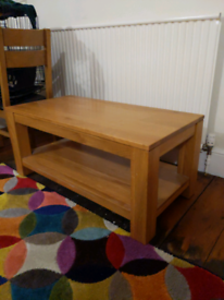 Oak Coffee Table *reduced*