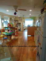 Childcare Available. Brookswood Bairns Learning Centre