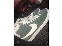 Nike Suede Vintage Blazers size 4.5
