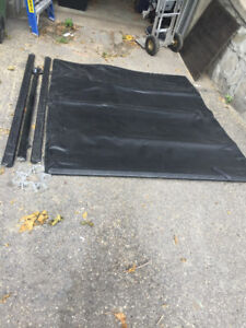 Toile Ford F150 6 pied 1/2