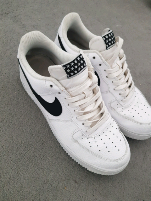 huge discount d7e33 66124 Men s nike air force 1 size 10 trainers