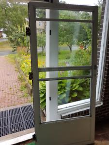 Aluminum Storm Door For Sale