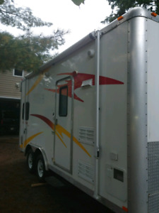 2012 work and play toy hauler