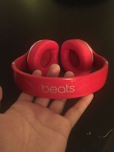 Studio beats headphones by Dr Dre