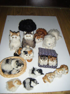14 Stuffed cats for sale