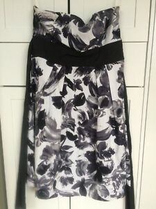 BLUEPRINT Strapless Dress - size 7 *LIKE NEW*