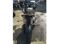 Harley sportster 1200 street fighter 1989