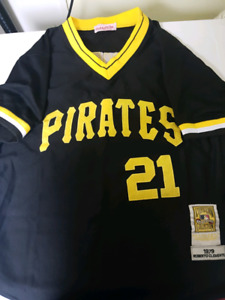 Pittsburgh Pirates Jersey , Clemente