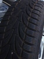 225/60/r16 Winter Claw Tires on Rims!!