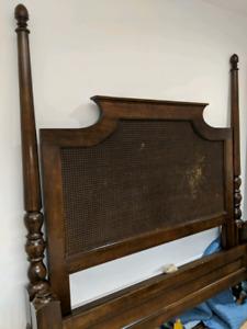 Restoration Hardware Queen size bed