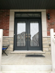Used entrance door for sale