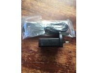 Micro-USB Sony Ericsson mains charger