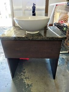 Vessel Sink Unit
