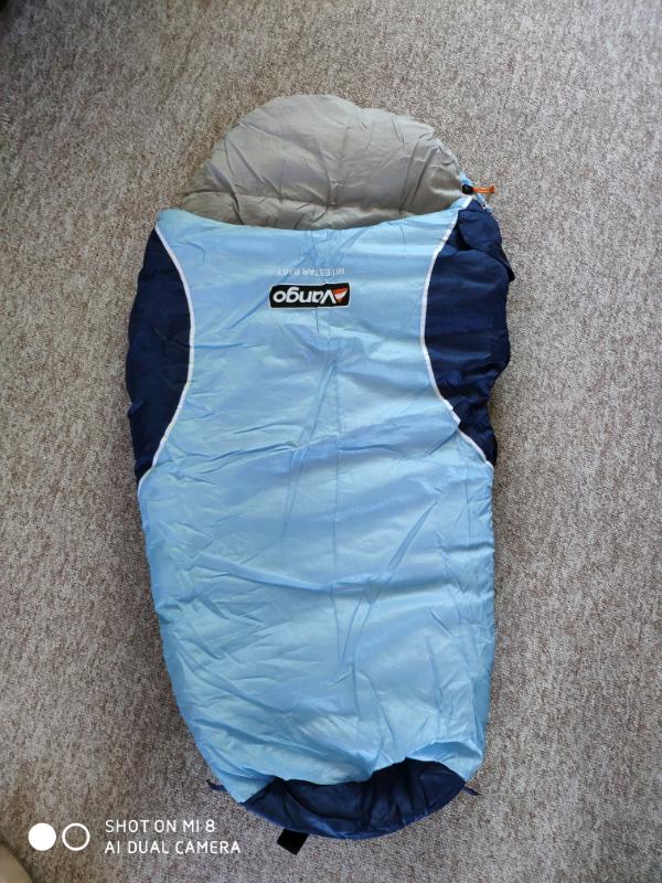 buy online 65651 7286b Vango Nitestar Baby sleeping bag | in Stoke-on-Trent, Staffordshire |  Gumtree