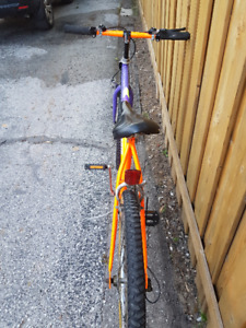 """Bicycle, 18"""", in good condition"""