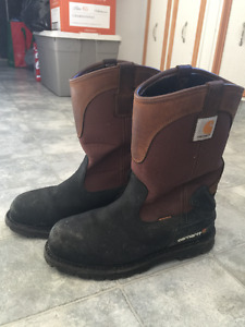 Carhartt US Mens size 10 Composite Toe Work Boots