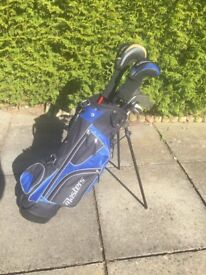 Junior Masters Golf Set MCJ520, great condition £40