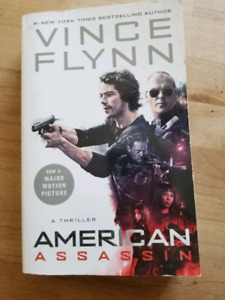 American Assassin & Kill Shot