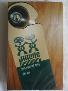 Jungle Brothers - Very Important Party Mix Tape Promo Cassette