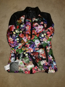 Brand new jacket with tags size small