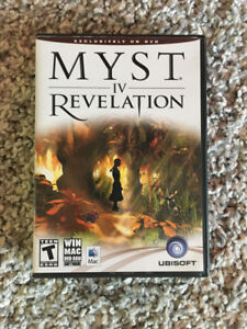 Myst IV Revelation - Comes with Myst III Exile