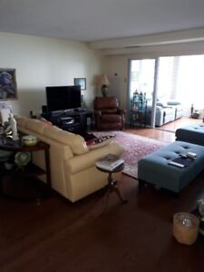 CONDO FOR SUB-LET RENT--2ND FLOOR--LAKE VIEWS IN BURLINGTON