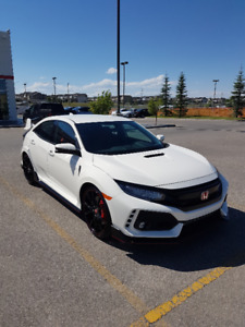 2017 Honda Civic Type R Championship White  *RARE*