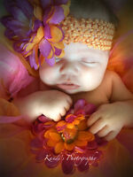 Kandi's photography offering Newborn Photography for $150