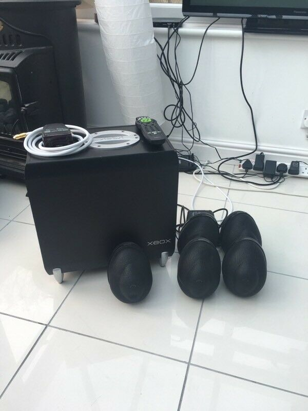 Xbox 5.1 Surround Sound System