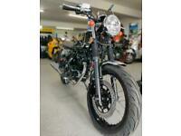 Mash Black 7 125cc Learner Legal