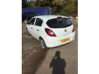 2009 Vauxhall Corsa diesel 1.3 cdti manual eco flex