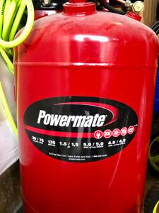 Powermate Air Compressor - 20 gallon