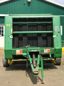 375 John Deer Hay Baler - REDUCED PRICE