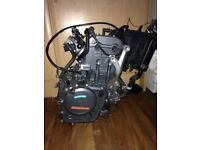 KTM 390 Engine And Parts Available