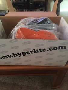 HYPERLITE BLINDSIDE WAKEBOARD BOOTS (rare) Peterborough Peterborough Area image 2