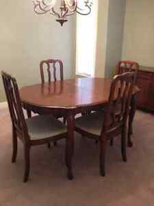 Antique Andrew Malcolm dining Room set
